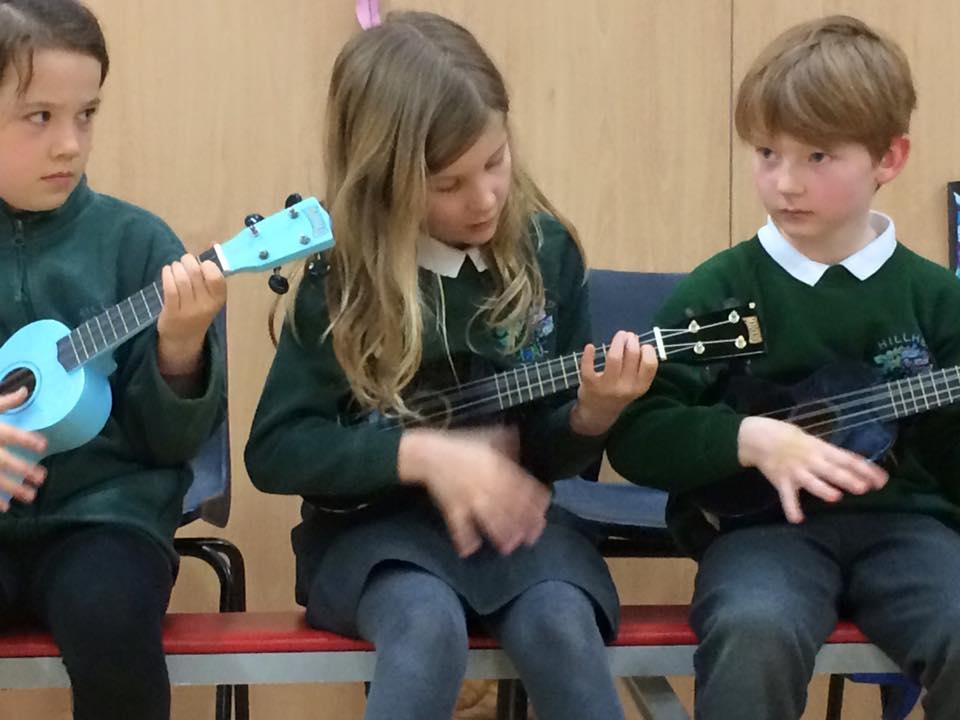 Hillhead Primary School Reel Kids Music